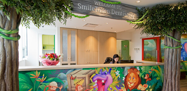 Smile Town Burnaby Childrens Dentist