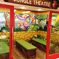 Kids Theatre, Childrens Dentist Burnaby